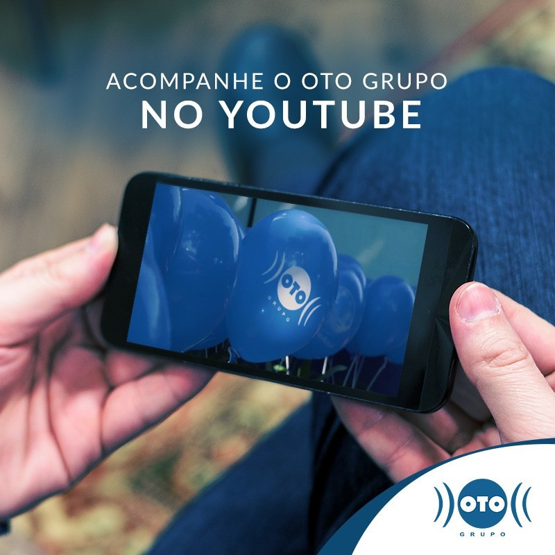 OTO GRUPO NO YOUTUBE
