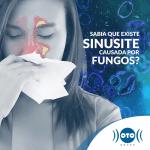 Existe Sinusite Causada por Fungos?