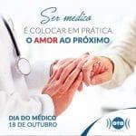 18/10: DIA DO MÉDICO