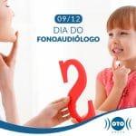 09/12: DIA DO FONOAUDIÓLOGO