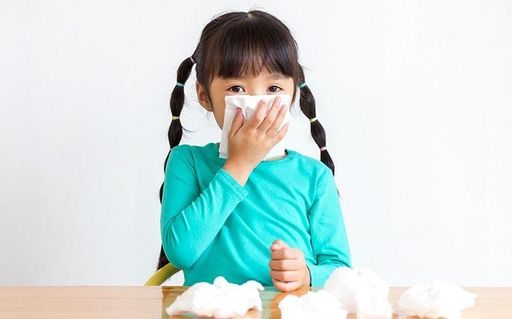 Sinusite infantil: como evitar?